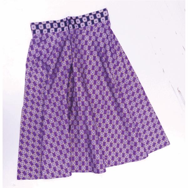 Zucchini_Long_Stoned_Flared_Skirt