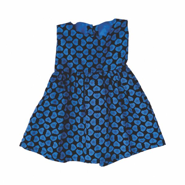 Zucchini_Afrik_Satin_Dress