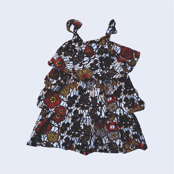 2cefb0d31339 Zucch 3-Tier Spaghetti Dress – Zucchini Outfits