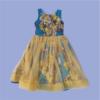 Zucchini_VBack_Pearl_Dress_Yellow_Net