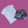 Dual Top & Afrik Shorts_1