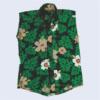 Green Flowery Shirt_Black Pant_1