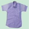 Stripped Lilac Shirt