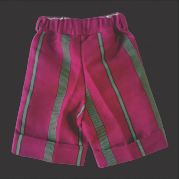 AfriDenim Turnup Shorts_1