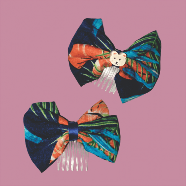 Lizzycrafts Bow (2-in-1)